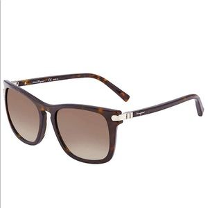 Authentic men's Ferragamo sunglasses